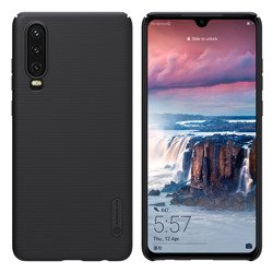 Etui Nillkin Frosted Shield Huawei P30 - Black
