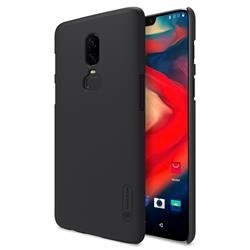 Etui Nillkin Frosted Shield OnePlus 6 - Black