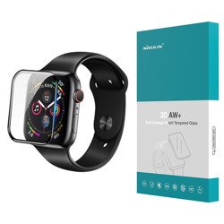 Szkło hartowane Nillkin 3D AW+ Full do Apple Watch 42mm S1/2/3