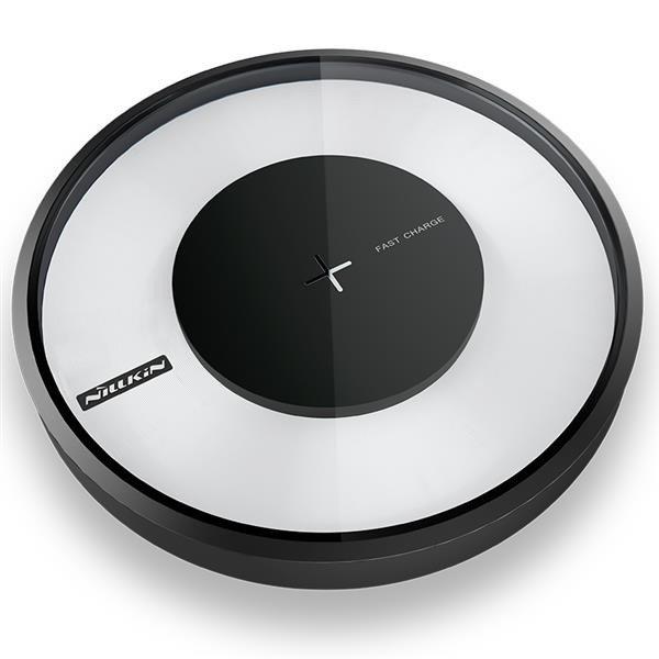 Bezprzewodowa ładowarka indukcyjna Qi Nillkin Wireless Magic Disk 4 (Czarna)