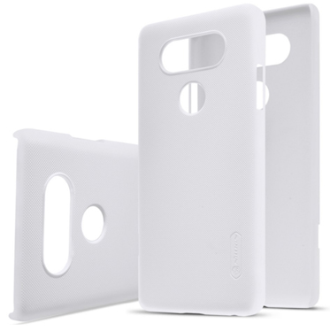 Etui Nillkin Frosted Shield LG V20 - White