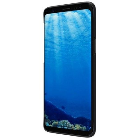 Etui Nillkin Frosted Shield Samsung Galaxy S9 - Black