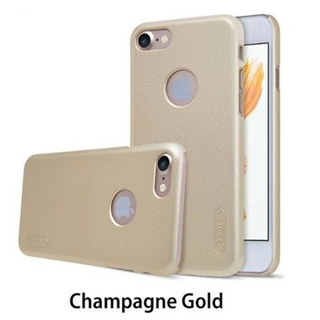 Etui Nillkin Frosted Shield Apple  iPhone 7 - Gold