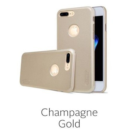 Etui Nillkin Frosted  Shield Apple iPhone 7 Plus - Gold