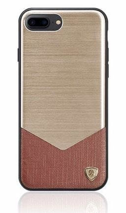 Etui Nillkin Lensen Case Apple iPhone 7 Plus - Gold
