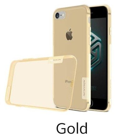 Etui Nillkin Nature Apple iPhone 7/8 - Gold